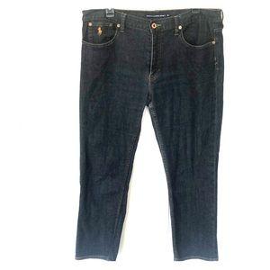 🌵 Ralph Lauren Sports Jeans sz 35 x 24 cropped